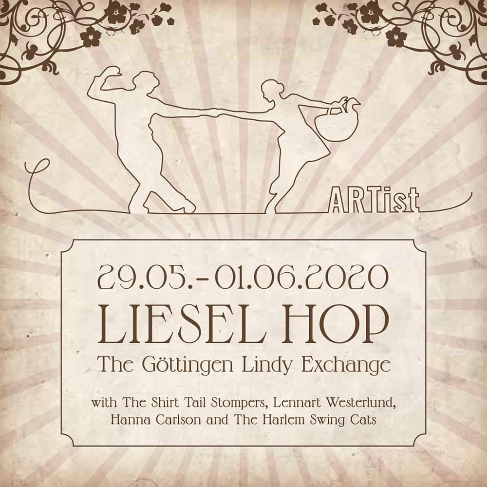 Liesel Hop ARTist 2020